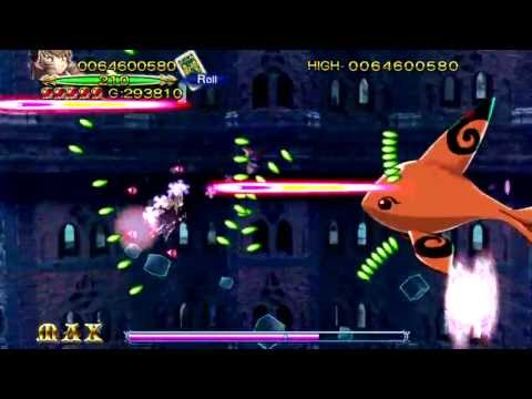 Trouble☆Witches Neo (Xbox Live Arcade) Full Playthrough as Luka