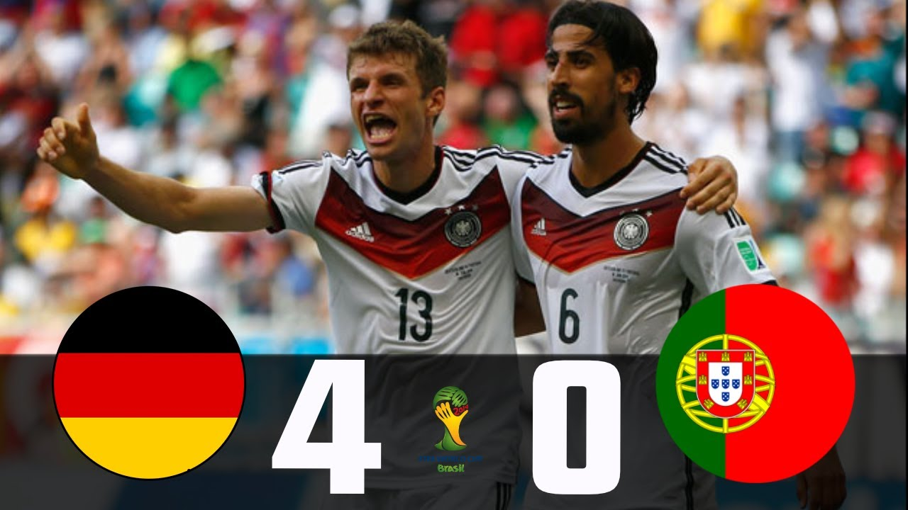 Download Germany vs Portugal(4-0) WC2014 All Goals & Highlights