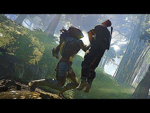 GHOST RECON WILDLANDS - The Predator Trailer (2017)
