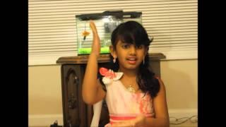ananya singing madu meikum kanne
