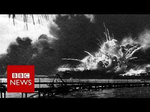 Japan PM offers Pearl Harbor condolences - BBC News