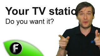 Create your own TV station! - Funding spotlight #1