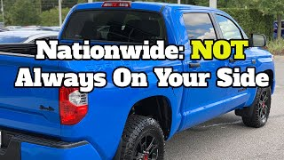 Nationwide Car Insurance Review: No Car Insurance In Florida   Don't Sign Up For Quotes