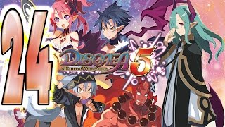 Disgaea 5: Alliance of Vengeance  Part 24 English (PS4) Episode 5 The One Who Controls Death