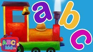 ABC-Zug-Lied | CoCoMelon Nursery Rhymes & Kids Songs