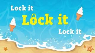 "2019 SANS Security Awareness Summer Jingle ""Lock It"" Teaser"