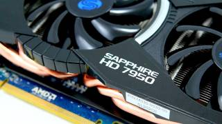 Sapphire AMD HD 7950 OC Edition 3GB Video Card Review & Benchmarks