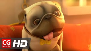 "CGI 3D Animated Short Film HD: ""DUSTIN Short Film"" by Michael Fritzsche"
