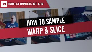 How to Sample, Warp & Slice in Ableton 2018 (Sampling Vinyl Records)