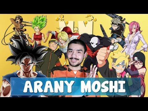 Arany Moshi I 2017