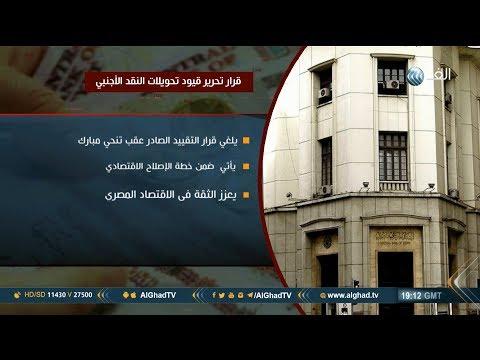 الفقي: انخفاض سعر الدولار فى مصر العام المقبل