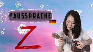 HỌC TIẾNG ĐỨCPHÁT ÂM 7 Cách phát âm chữ Z trong tiếng Đức
