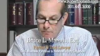 About MarcusBonsib Greenbelt Maryland Criminal Law Lawyers Washington DC Civil Litigation Law Firm