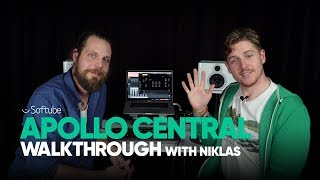 Apollo Central Walkthrough w. Niklas - Softube