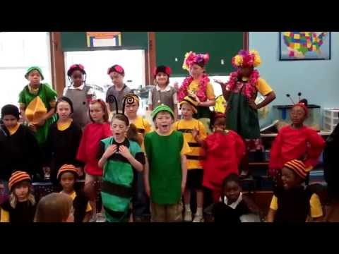 """I Am Part of Something Bigger"" by Kennard Elementary 2nd Graders"