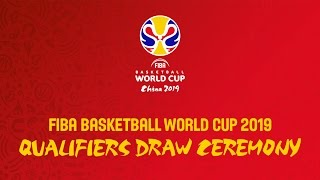 Video FIBA Basketball World Cup 2019 - Qualifiers Draw - Re-Live download MP3, 3GP, MP4, WEBM, AVI, FLV Desember 2017