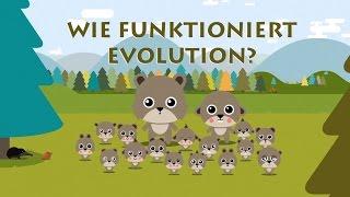 Evokids – Wie funktioniert Evolution?