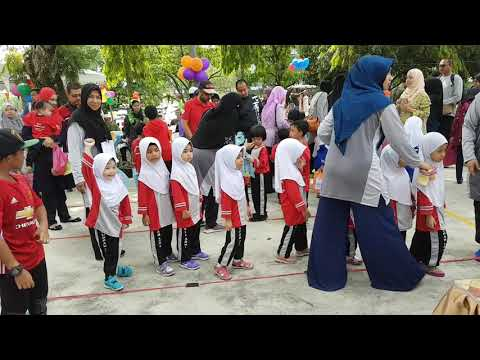 Ayesha sports day 5yrs old 2018