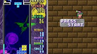 Tetris Plus (Classic Mode) (1996) [PlayStation Longplay]