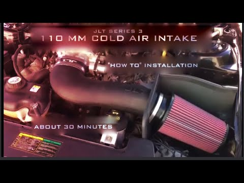 How To Install Jlt Series 3 Cold Air Intake 05 09 Gt