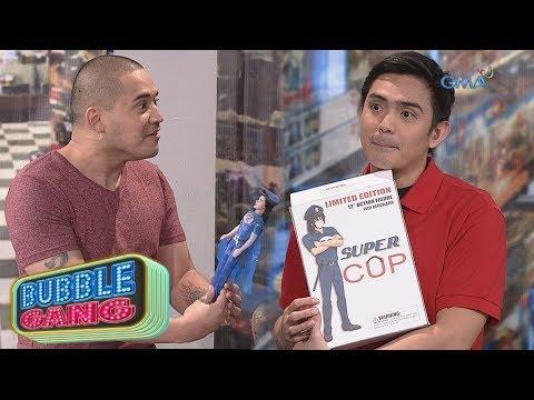 Bubble Gang: Fake toy modus