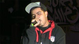 GUERREROS DEL BAJO en vivo Pura Calle 2014 rap peruano hiphop4