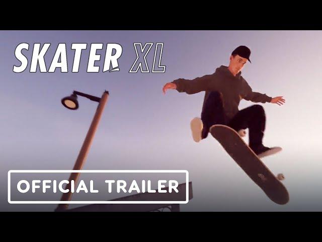 Skater XL (видео)