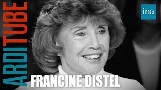 "Francine Distel ""Ma vie avec Sacha Distel"" | Archive INA"