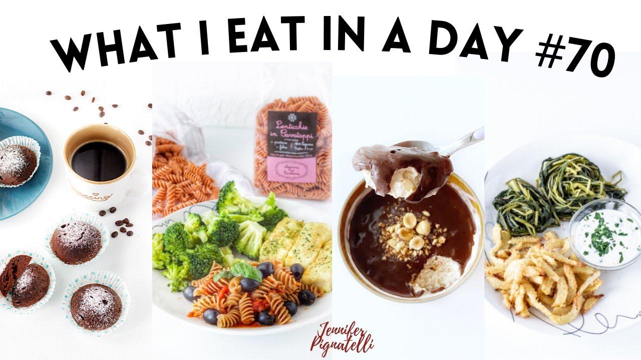 La MIA DIETA con il PIATTO UNICO| Cosa Mangio in un Giorno #70 | Jennifer Pignatelli