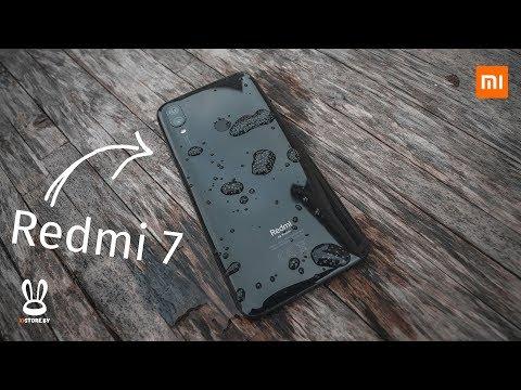 Redmi 7 Global — обзор смартфона и тест на влагостойкость