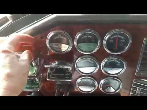 Replace Switches On Freightliner Classic_05/14/16