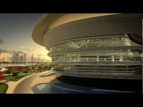 Zayed University - Abu Dhabi Campus (2011)