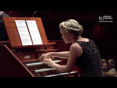 Eötvös: Multiversum ∙ hr-Sinfonieorchester ∙ Iveta Apkalna ∙ László Fassang ∙ Peter Eötvös