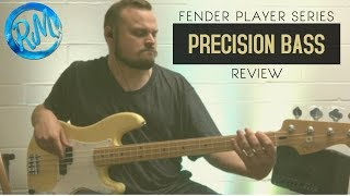Fender Player Series Precision Bass Review