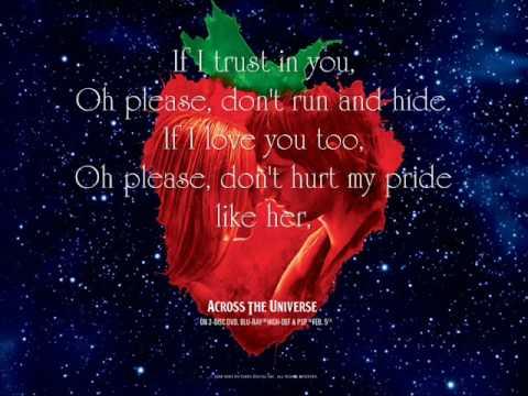If I Fell - Evan Rachel Wood {Lyrics}