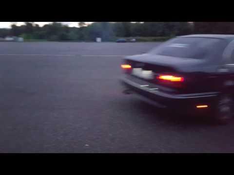 BMW E39 520i Drift