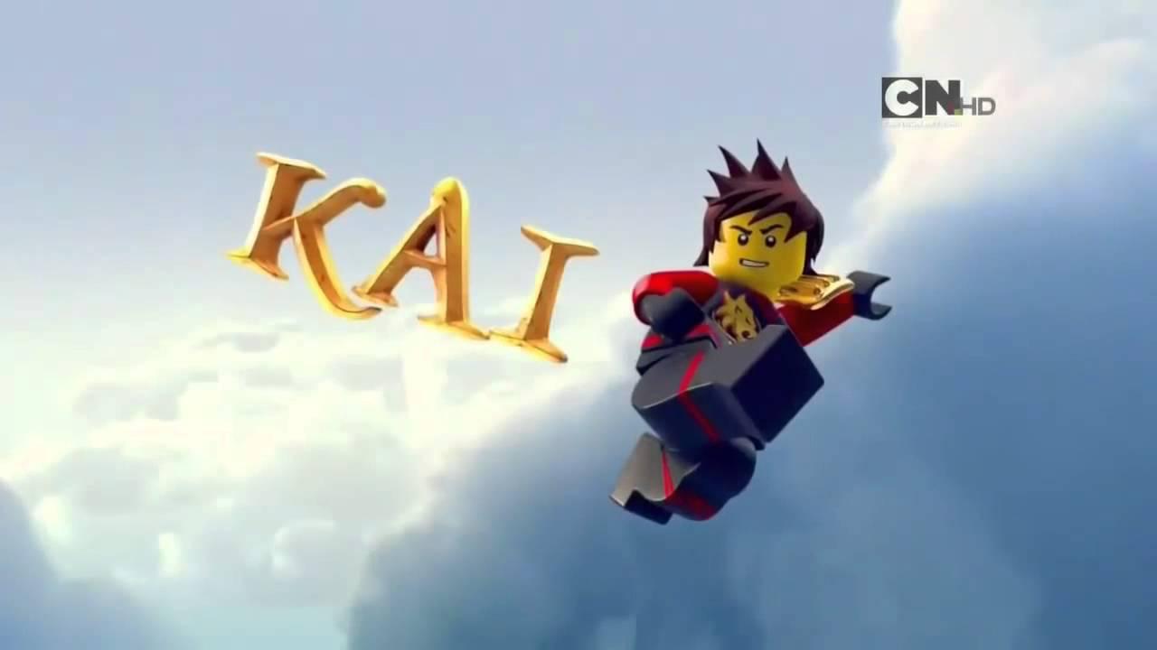 Lego Ninjago Sezon 6 Intro Hd Youtube