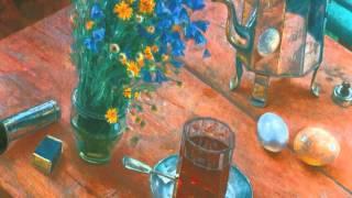 Казки картинної галереї - Кузьма Петров-Водкін (33 серія) (Уроки з тітонькою Совою)