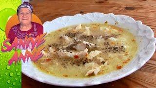 Pirinçli Tavuk Çorbası - İftar Menüleri