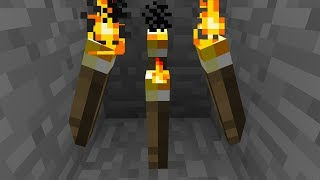 Minecraft   Cursed Images 04 (Torches)