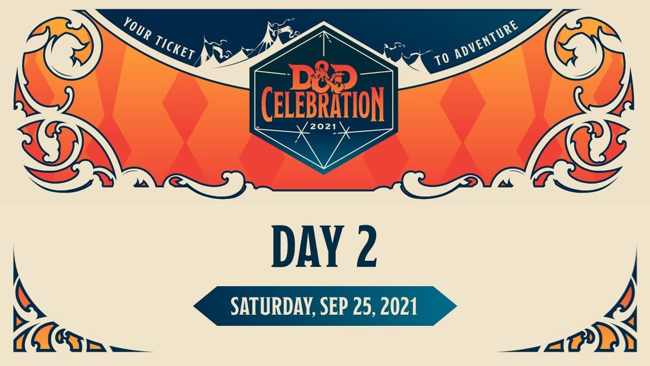 Download Day 2 - D&D Celebration