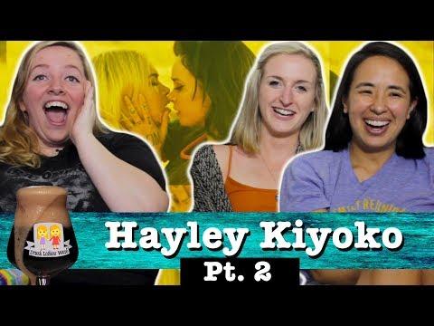 Drunk Lesbians Watch Hayley Kiyoko Pt. 2...