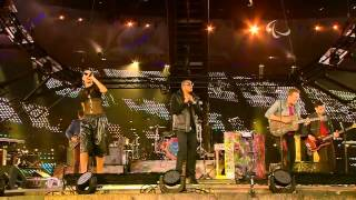 Download Coldplay - Run This Town (feat.Jay-Z & Rihanna)-13/16- Live @ Paralympic Games Closing Ceremony 2012 Mp3