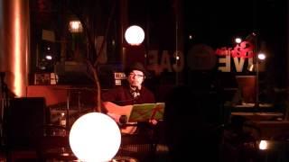 2013.1.20 cafe de Gospel 齋藤ジョニーさんの「ハックルベリーフィン」...