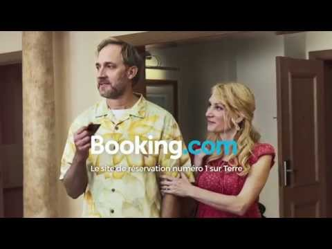 Booking.com...booking.yeah publicité France 2015