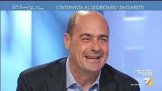 Il segretario pd nicola zingaretti sull'ipotesi di candidare fratello luca, famoso attore. conoscendolo non accetterebbe mai ma si preoccupa per lui e lo ...