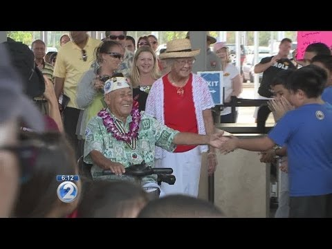 Native Hawaiian Pearl Harbor survivor shares his story in new book