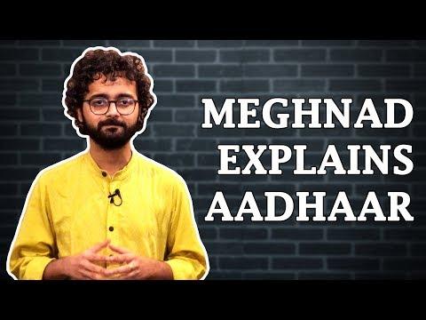 NL Cheatsheet: Meghnad explains Aadhaar
