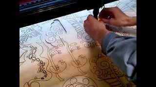 Лазерная резка и гравировка фанеры(Вот такие фигурки для будущей детской раскраски можно сделать на лазере. Больше информации и фото на http://kak-i..., 2013-10-30T07:26:58.000Z)
