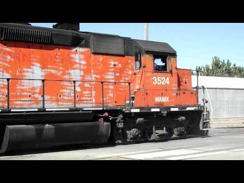 train car hookup